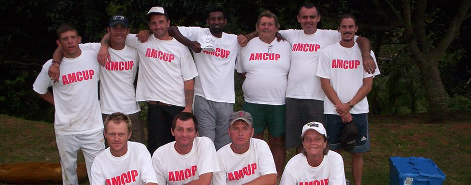 AMCUP Cricket Team